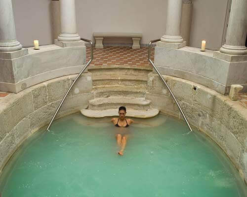Álora Guide - Revitalising spa waters at Villa Padierna Thermas Hotel