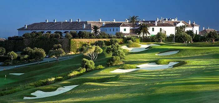 Casares Guide - Top European Tour action at Finca Cortesín's renowned golf-hotel resort