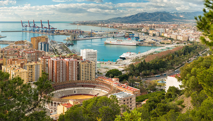 Málaga City Guide - One of the Mediterranean's most popular cruise ship ports