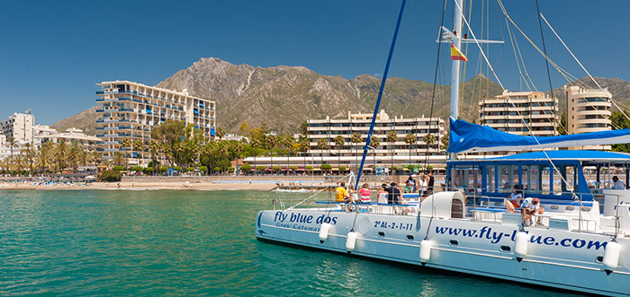 Marbella Guide - Premier international destination for boating enthusiasts