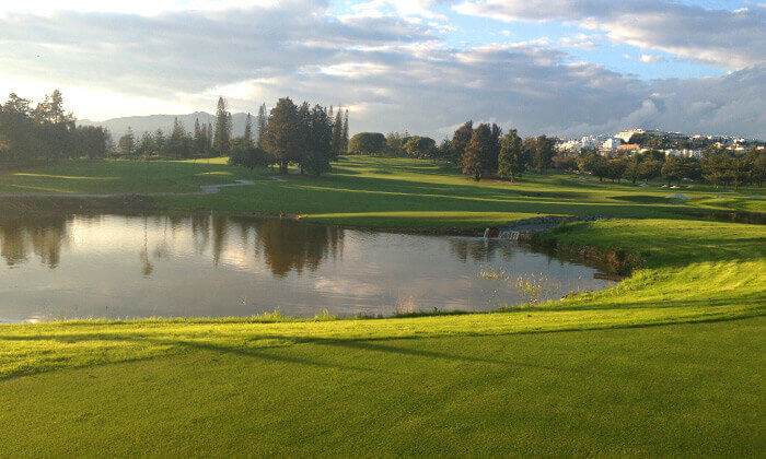 Mijas Costa Guide - Two excellent courses at Mijas Golf: Los Lagos and Los Olivos