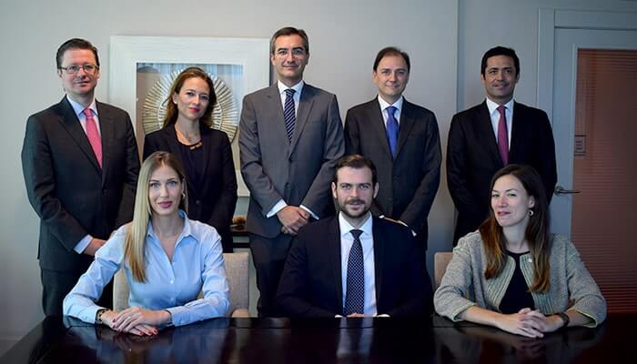 Highly specialised multi-disciplinary service.Martinez-Echevarría/Pérez/Ferrero Lawyers