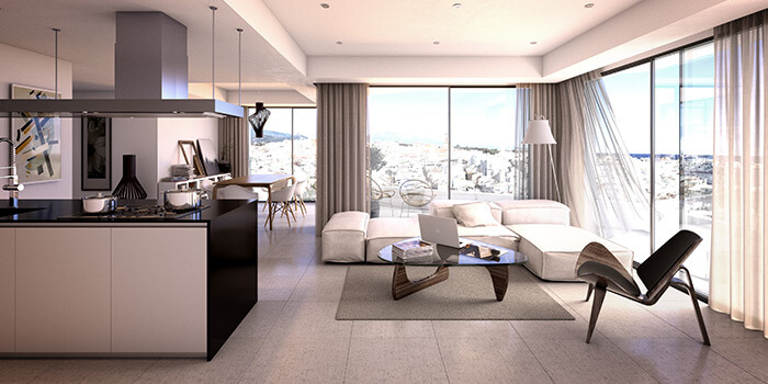 Residencial Infinity. New Estepona apartments for sale