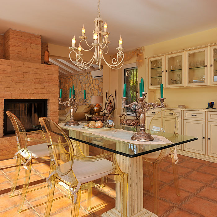 Luxury country home for sale in Tolox