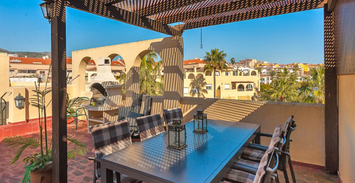 3 Most Viewed Properties for sale on the Costa del Sol: Property 3, Penthouse Benalmádena Costa