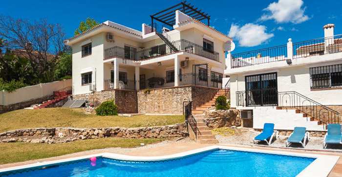 3 Most Viewed Properties for sale on the Costa del Sol: Property 1, Villa Mijas Campo