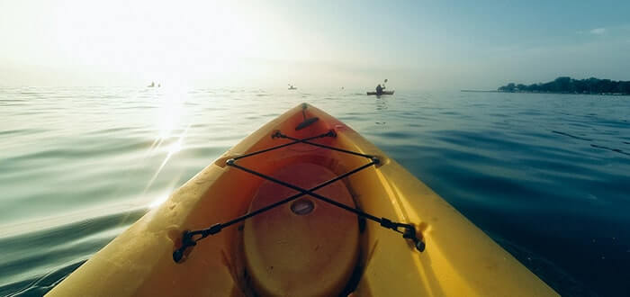 Kayaking in Nerja on the Costa del Sol