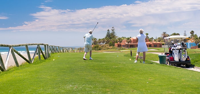 Sport & Leisure - One of the major attractions of the Costa del Sol is golf