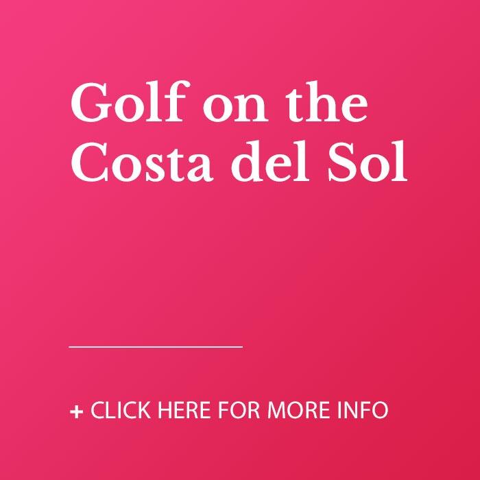 Golf on the Costa del Sol