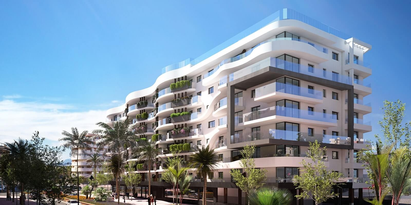 Residencial Infinity  New Development in Estepona