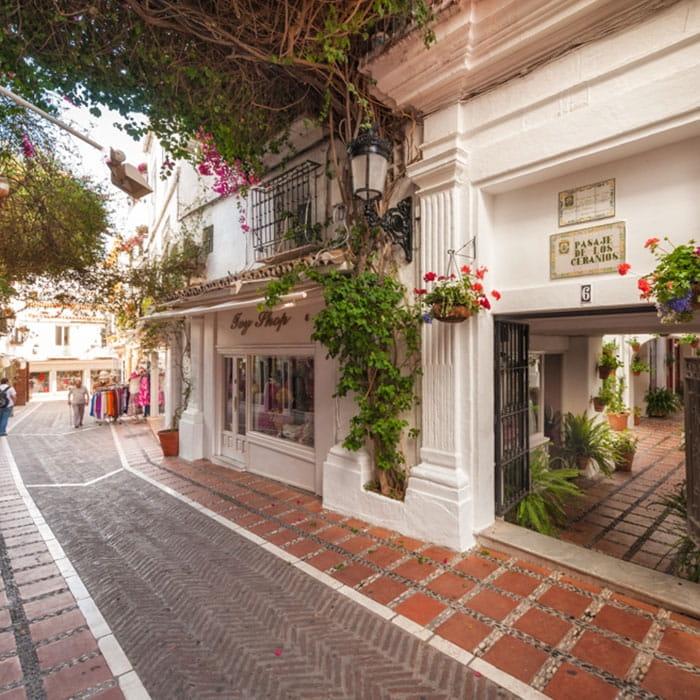 Properties in Marbella