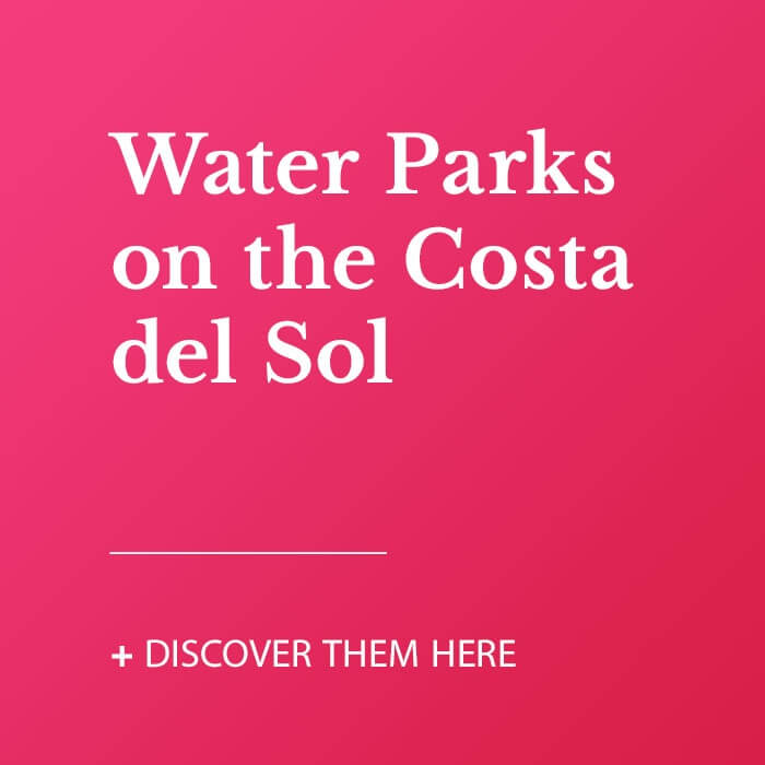 Water parks on the Costa del Sol