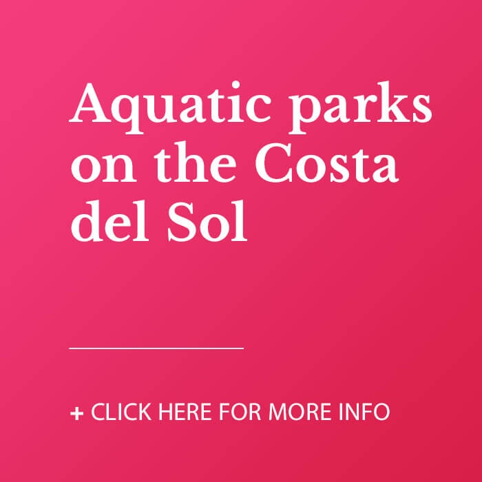 Aquatic parks on the Costa del Sol