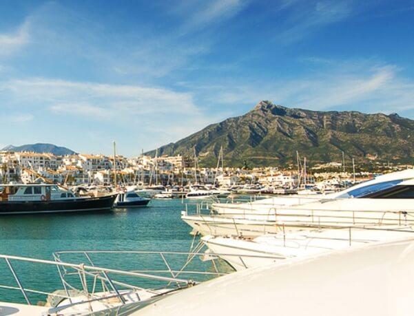 5 Most Popular Coastal Areas on the Costa del Sol