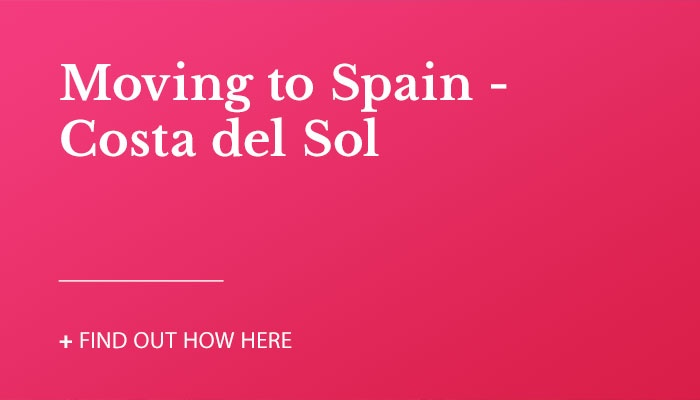 Moving to Spain - Costa del Sol