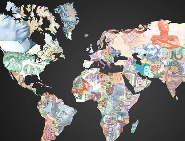 Money, money, money. Where do the world's richest people live?