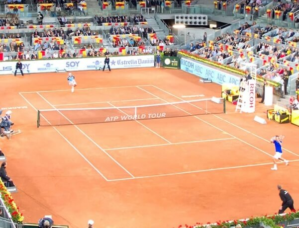 Tennis in Spain: Who Will Win the Mutua Madrid Open?