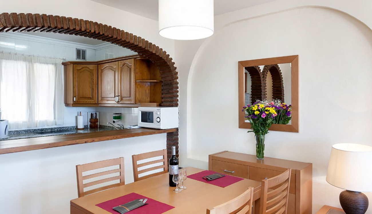 Original Kitchen and Dining Room