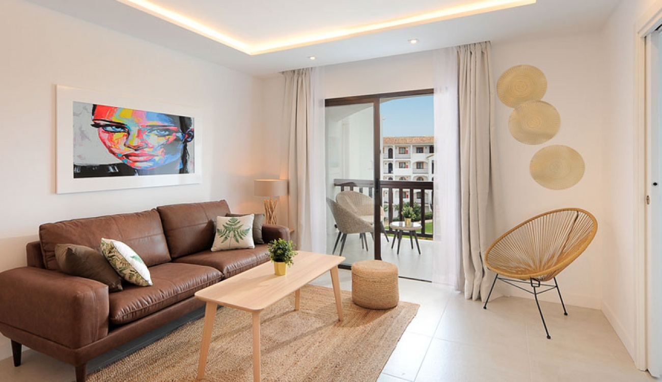 New Stunning Living Room