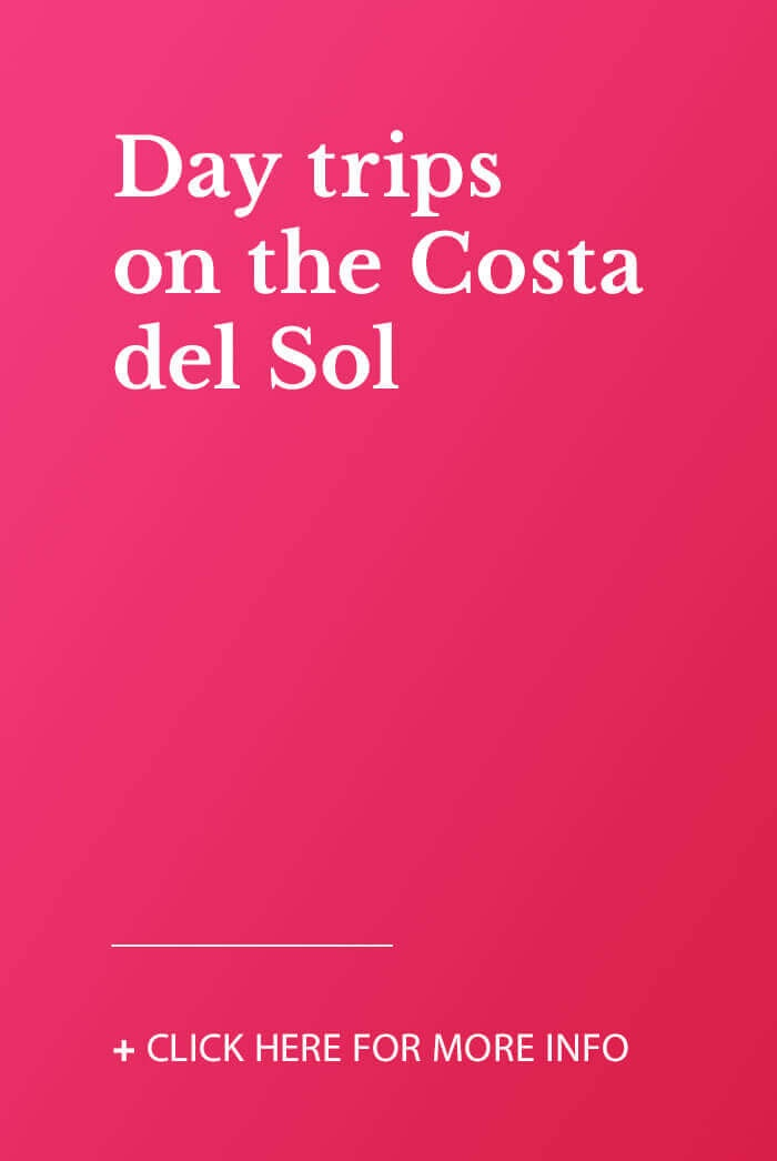 Day trips on the Costa del Sol