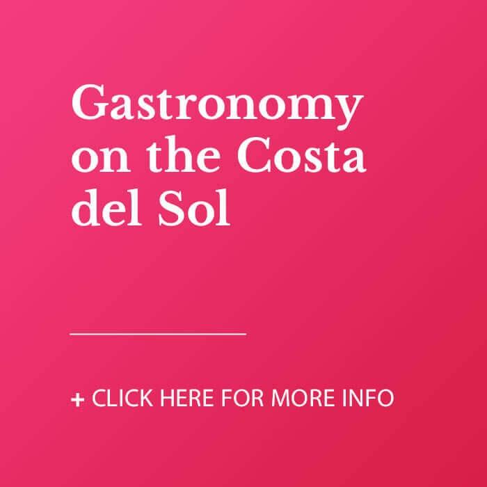 Gastronomy on the Costa del Sol