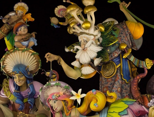 Why you must go to the Las Fallas Festival, Valencia, starting 15th March
