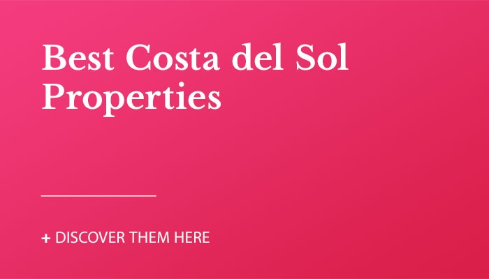 Best properties on the Costa del Sol